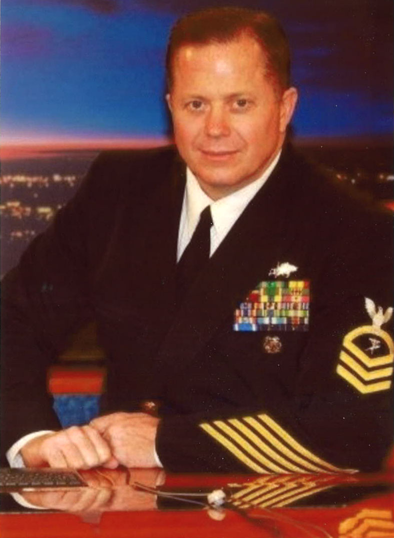 Chief Petty Officer Alexander Semmler